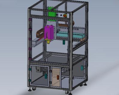 自动化加工设备